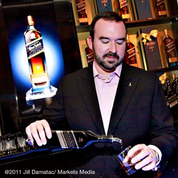 Chat with Stephen Wilson, Johnnie Walker Master of Whisky