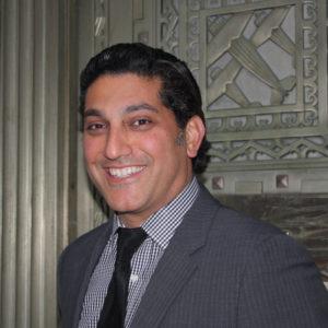 Alfred Eskandar, chief executive of Portware