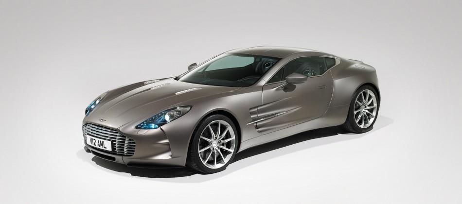 SLIDESHOW: Aston Martin's Vanquish Is Back.