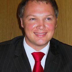 Jock Percy, CEO of Perseus