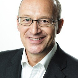Peter Banham, segment vice president and head of strategy for SunGard's capital markets business