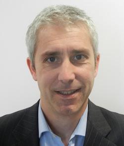 Robert Gray, head of sales, EMEA dfferentia, Dion Global Solutions