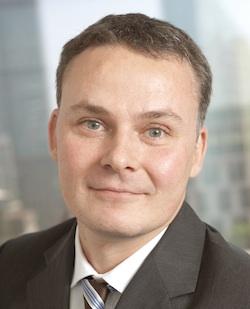 Yannick Naud, portfolio manager, Glendevon King Asset Management
