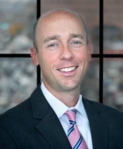 Matthew Nelson, executive director of strategy Omgeo