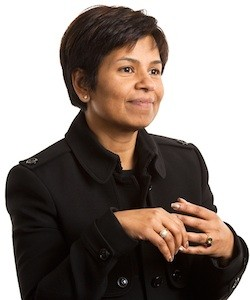 Tanuja Randery, chief executive, MarketPrizm