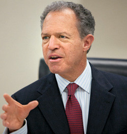 Bill Brodsky, chief executive of Chicago Board Options exchange