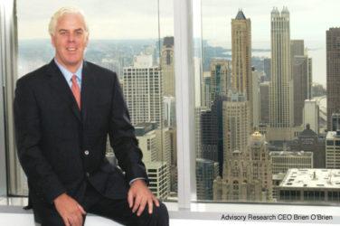Brien O'Brien, Advisory Research Chief Executive