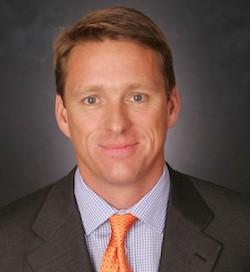 Colin Heffron, president, GFI Group