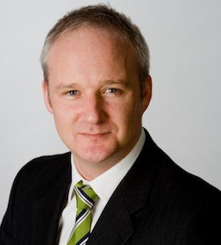Michael Horan, director and head of trading services, Pershing