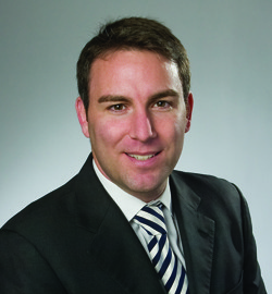 Michael Speranza, IPC's senior vice president of global product management and marketing
