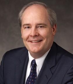 Robert Pickel, chief executive, Isda