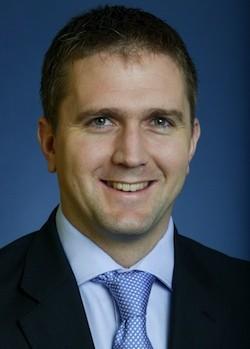 Andrew Morgan, co-head of equity trading for EMEA, Deutsche Bank