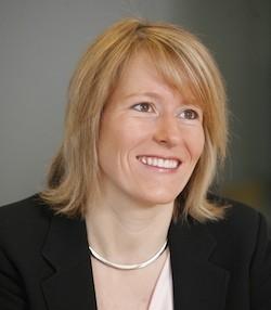 Charlotte Crosswell, chief executive, Nasdaq OMX NLX
