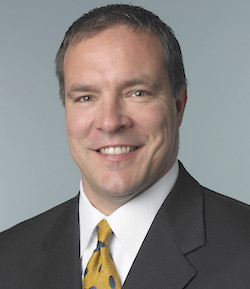 Craig Mohan, managing director of co-location, data center services, CME Group