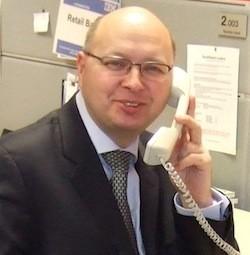 Philip Enness, director, markets infrastructure IBM