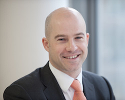 Richard Glen, head of global securities financing sales for the U.K., Ireland and the Americas, Clearstream