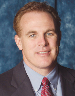 Tom Driscoll, global managing  director at Charles River