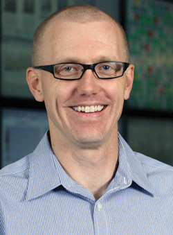 Chris Isaacson, chief operating officer of Bats