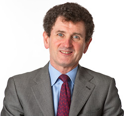 Andrew Parry, chief executive, Hermes Sourcecap