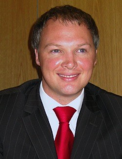 Dr. Jock Percy, CEO, Perseus Telecom