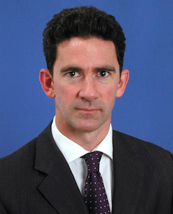 Fergus Pery, director, Citi Securities and Fund Services