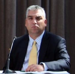 Anthony Perrotta, Cornerstone Resources