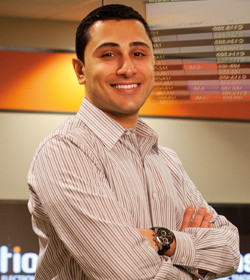 Hazem Dawani, OptionsCity Software