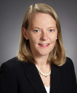 Karin Lagerlund, chief financial officer, HarbourVest Partners