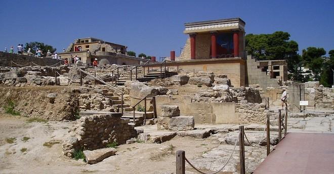 Palace of Knosso
