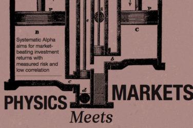 Physics Meets Markets
