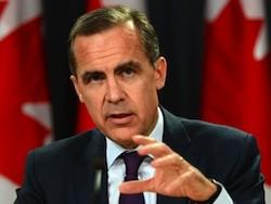 Mark Carney, Financial Stability Board