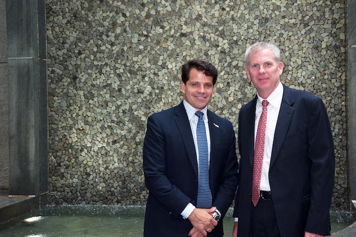Anthony Scaramucci & Ray Nolte, SkyBridge Capital