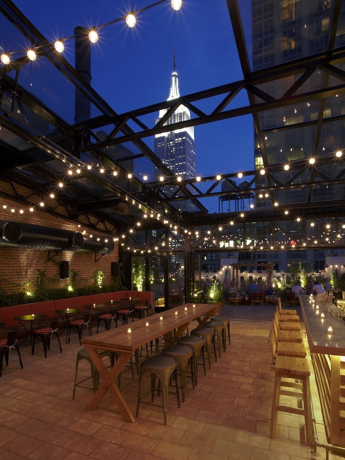 Refinery Rooftop Bar