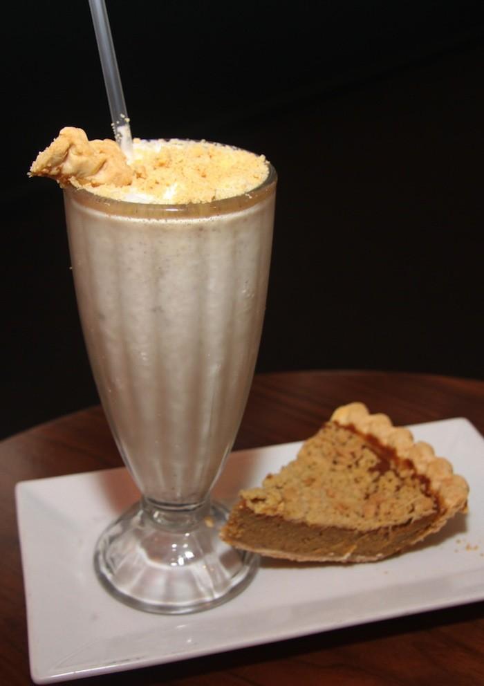 AG Kitchen - Pumpkin Pie Shake