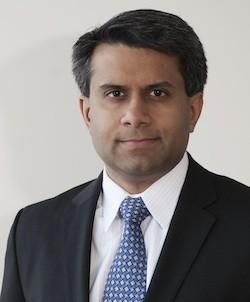 Karthik Ramanathan, Fidelity