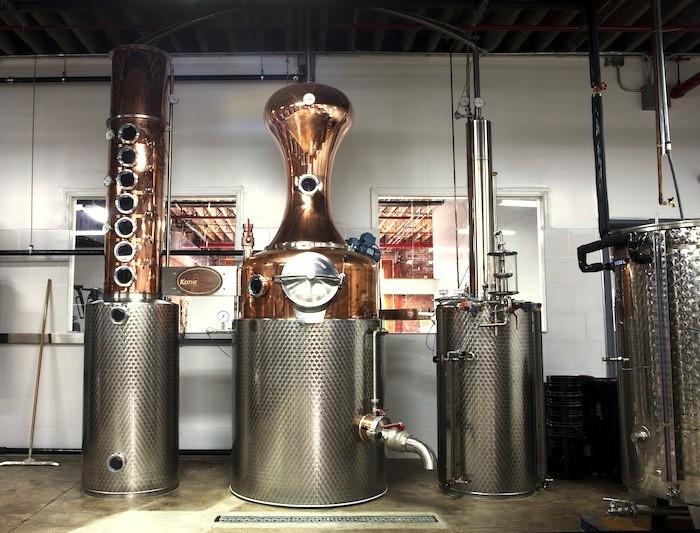 TNE Distillery