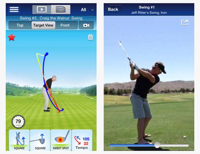 SwingTip Golf Swing Analysis App-cessory