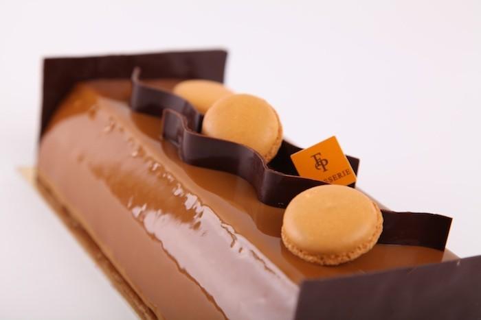 Caramel Chocolate Buche copy