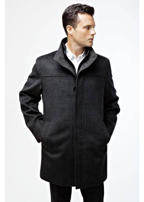 Mark Russell Coat