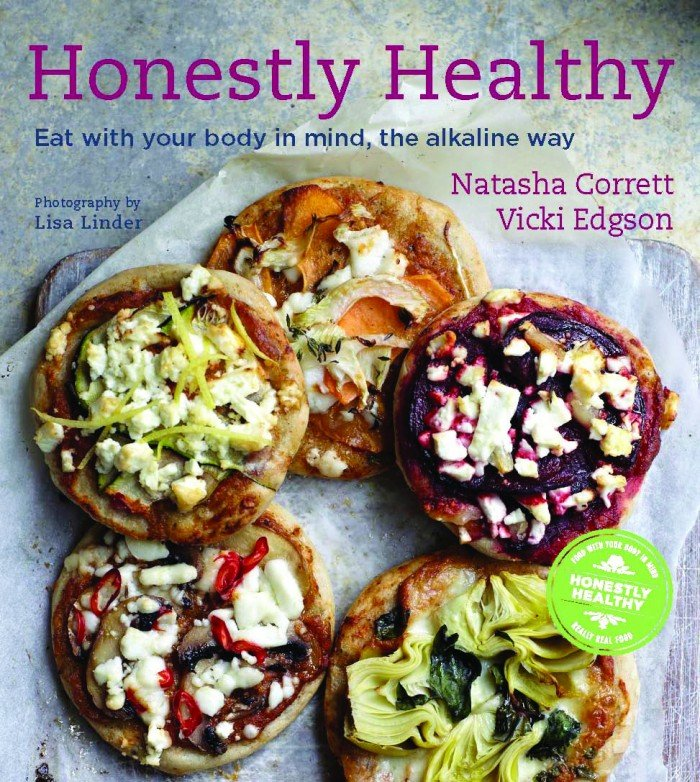 """""""I love this healthy eating book""""--Victoria Beckham"""