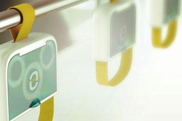 Riding the Subway, Germ-Free?