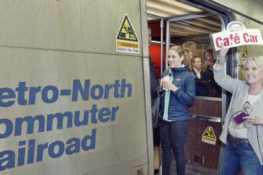 The End of an Era – Metro North Bar Cars