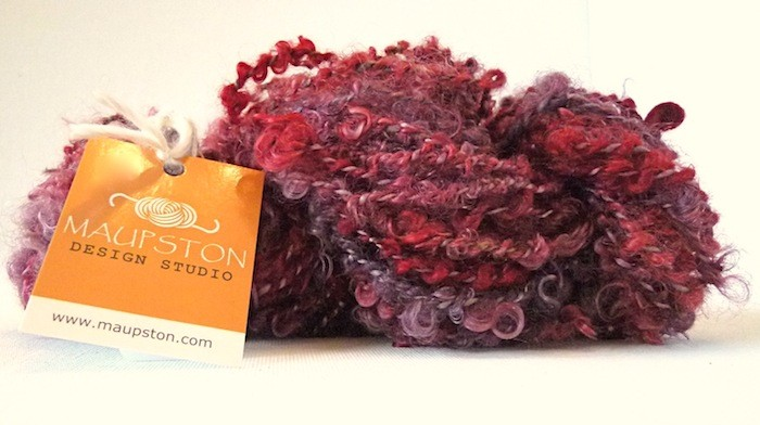 Cranberry Mohair