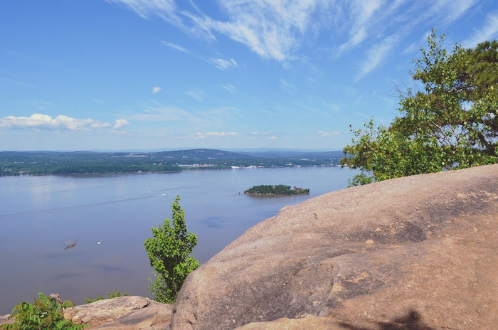 Hudson River Valley View