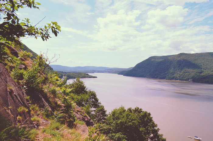 Hiking in the Hudson River Valley
