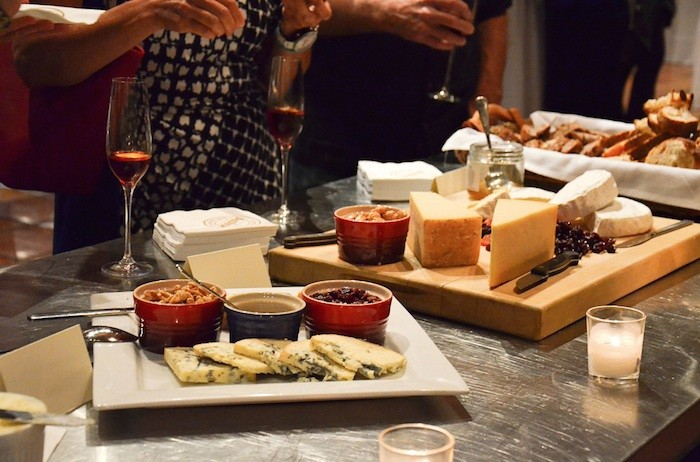 Cheese Pairing Primer: A Hands-On Workshop
