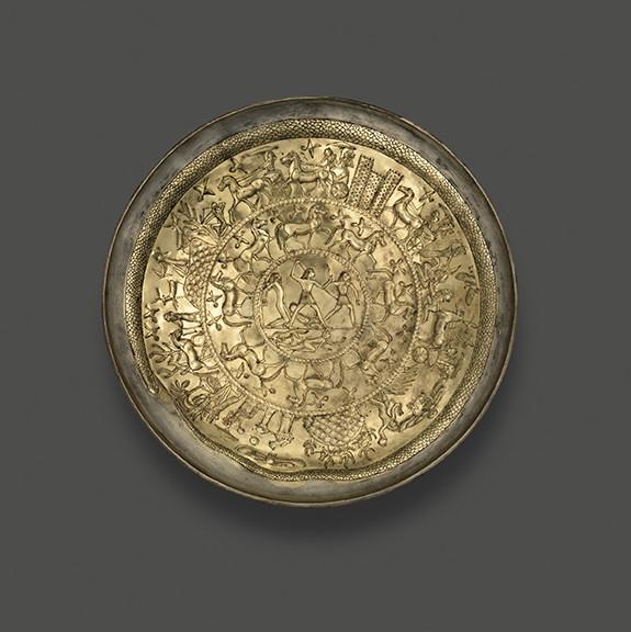 Bowl with Egyptianizing Motifs