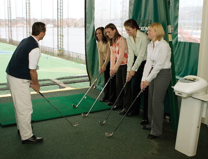 Chelsea Piers Golf Club