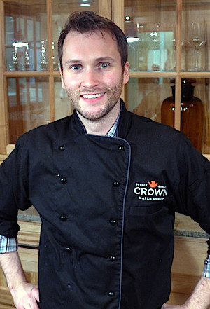 Chef Jacob Griffin
