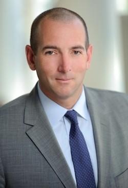George Harrington, Bloomberg